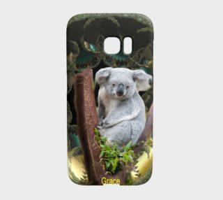Koala Galaxy 7 Edge Case preview