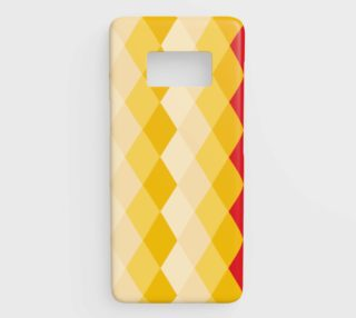 yellow abstract tile preview