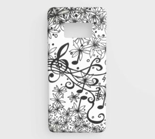 Floral Symphony Galaxy S8 preview