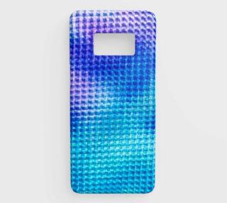 Digital Blur Galaxy S8 Case preview
