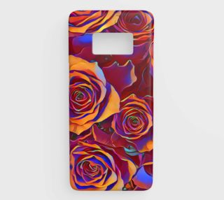 Aperçu de Why Not Roses Galaxy S8 Case