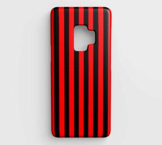 Aperçu de Black and Red Stripes