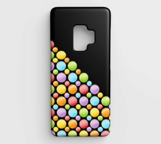 Rainbow Polka Dots Samsung S9 Case preview