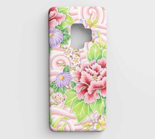 Kimono Bouquet Pink Samsung S9 Case preview