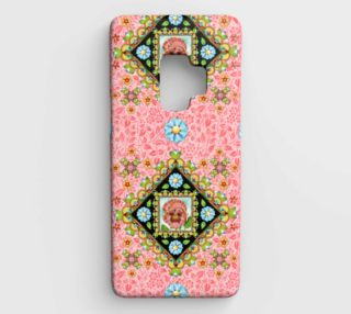 Pink Pansy Samsung S9 Case preview
