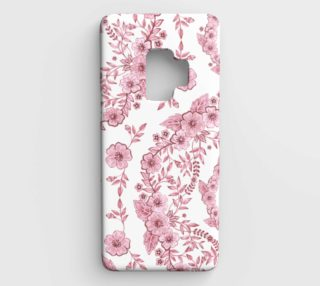 Pink Rhapsody Samsung S9 Case preview