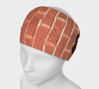 Brick house headband preview