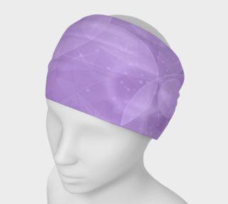 Purple Bubbles Headband preview