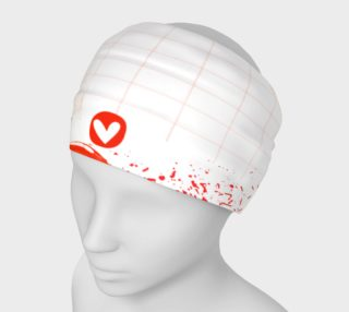 Aperçu de All You Need is Love Headband