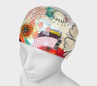 Aperçu de Flower Power Headband