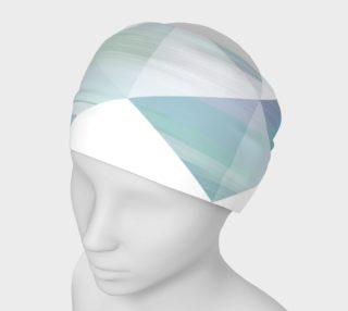 Aperçu de Unhinged Textural Headband by Deloresart
