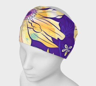 Francella Floret Headband by Deloresart preview