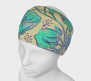 Aperçu de Queen Sweet Pea Headband by Deloresart
