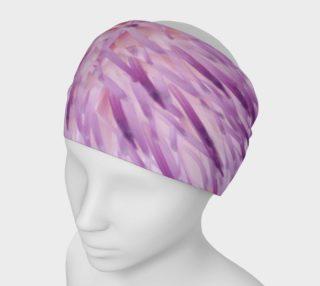 Purple Bud Explosion Headband preview