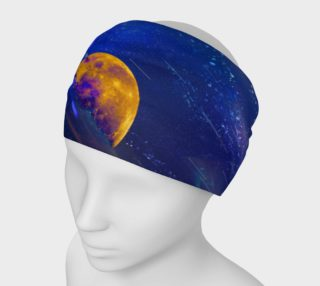 Moon Galaxy Headband preview