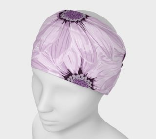 Purple Daisy Blast Headband preview