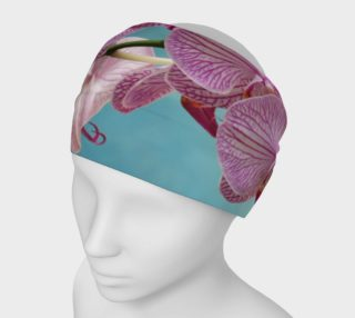 Purple Orchid Headband preview
