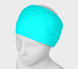 Aperçu de Solid Aqua Blue