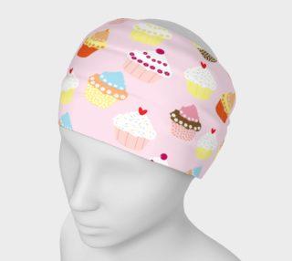 Cupcake Headband preview