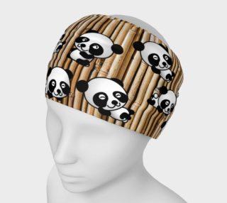 Bamboo Panda Headband preview