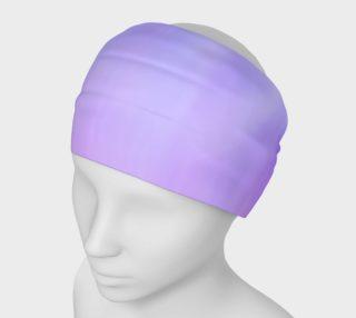 Purple Coast Fog Headband preview