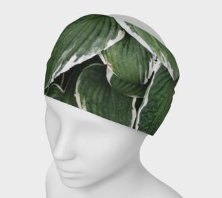 Green Leaves Headband preview