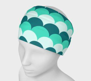 Mermaid Scales Headband preview