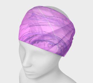 Purple Smoke Headband preview