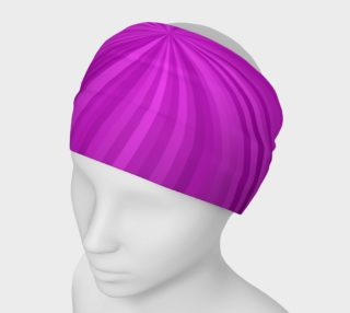 Purple Spiral Headband preview