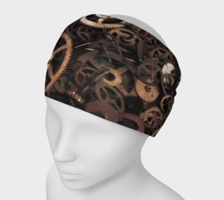Steampunk Gears Headband preview