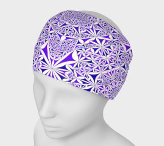 Purple Tile Headband preview