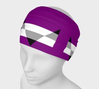 Autochorissexual Pride Headband preview