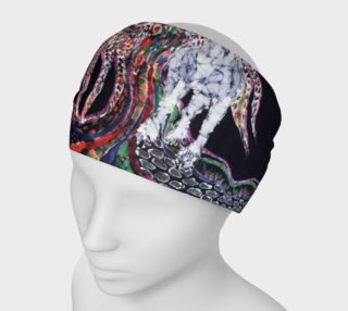 Unicorn and Phoenix Headband preview