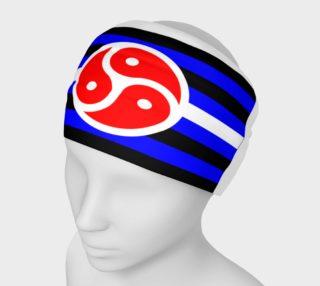 BDSM Pride Headband preview