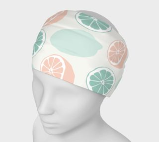 Aperçu de Summer Citrus Headband