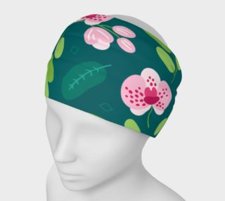 Aperçu de Spring Floral Headband