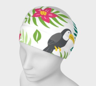 Aperçu de Tropical Jungle Headband