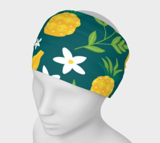 Aperçu de Tropical Fruits Headband
