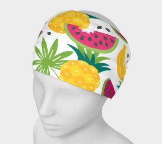Aperçu de Tropical Fruits 2 Headband