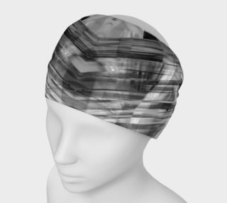 Tartan Cliffs Headband by Deloresart preview