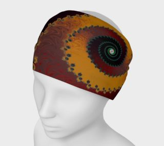 Burning Embers Headband preview