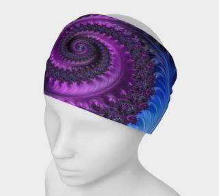 Aperçu de Feathery Flow Headband