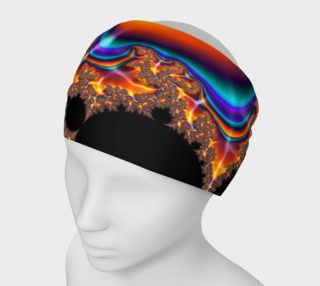 Coastal Sunset Headband preview