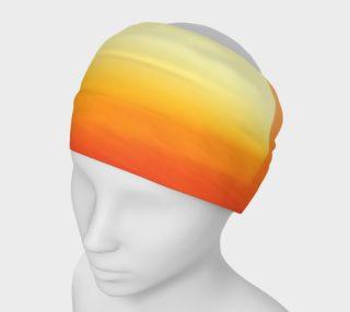 sunset headband preview