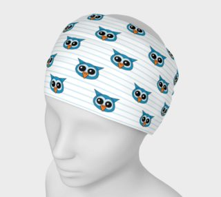 Oliver the Owl Headband preview
