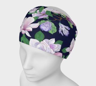 Magnolia Floral Frenzy Headband preview