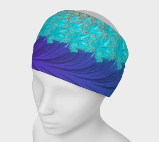 Aperçu de Feather Pillar Headband