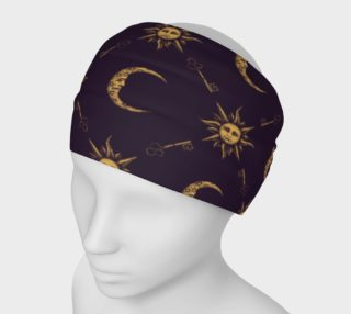 Aperçu de Sun & Moon Headband