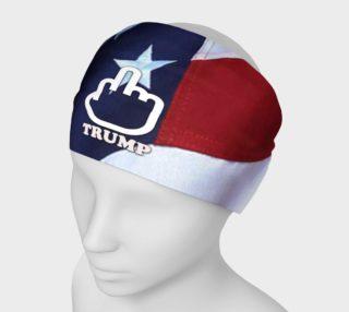 Fuck Trump Headband preview