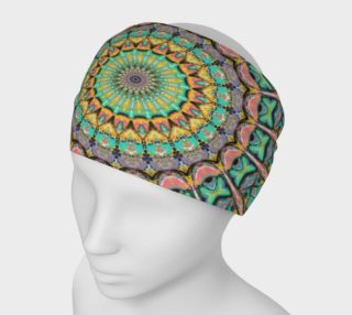 Aperçu de Sunset Mandala Headband